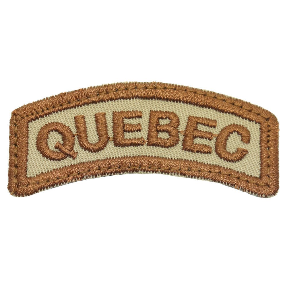 QUEBEC TAB - KHAKI - Hock Gift Shop | Army Online Store in Singapore
