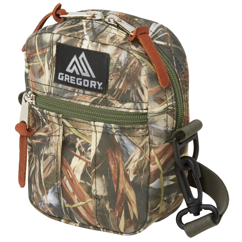 GREGORY QUICK POCKET - S - DRT CAMO