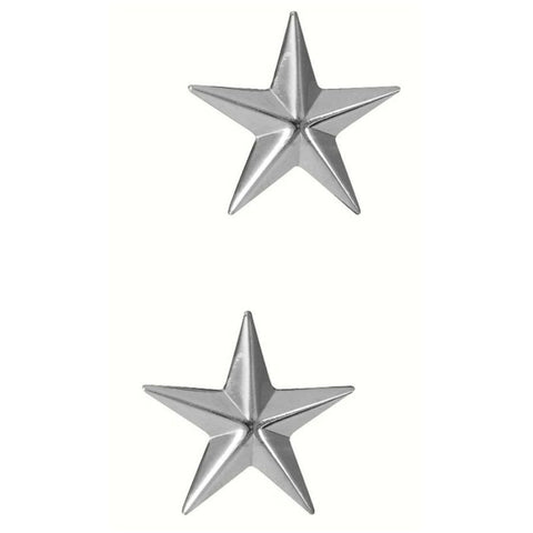 ROTHCO BRIGADER GENERAL INSIGNIA STARS - SILVER - Hock Gift Shop | Army Online Store in Singapore