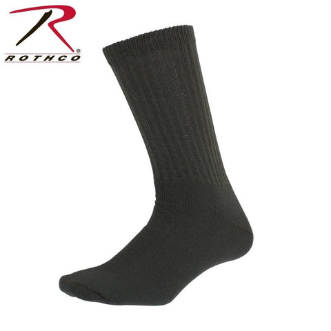 ROTHCO CREW SOCKS - OLIVE DRAB - Hock Gift Shop | Army Online Store in Singapore