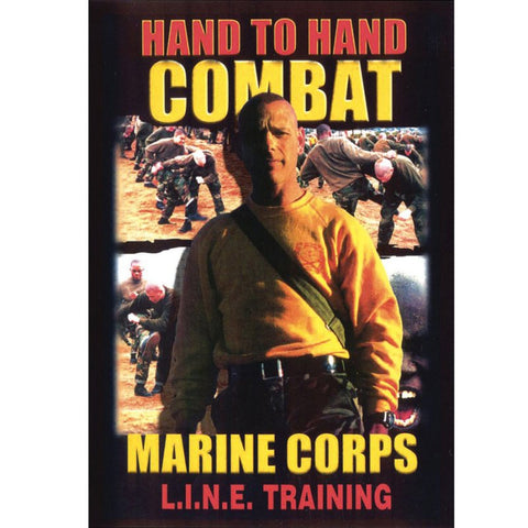 ROTHCO MARINE CORPS HAND TO HAND COMBAT - DVD - Hock Gift Shop | Army Online Store in Singapore