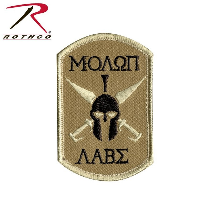 ROTHCO MOLON LABE PATCH - Hock Gift Shop | Army Online Store in Singapore