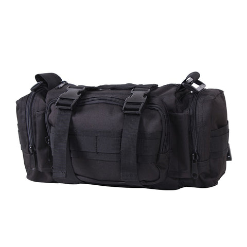 ROTHCO TACTICAL CONVERTIPACK - BLACK