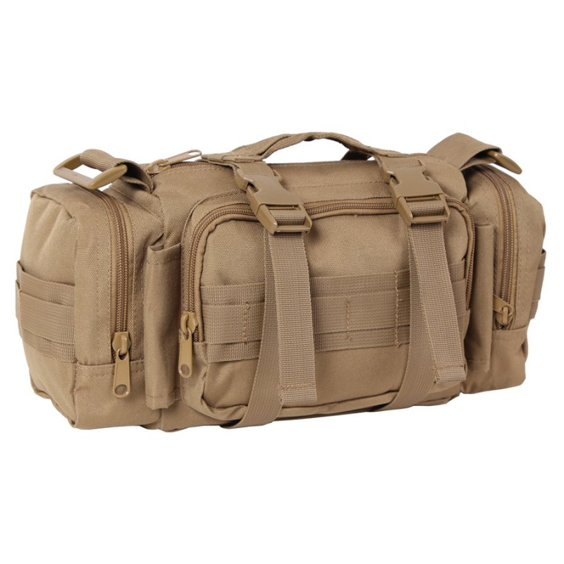 ROTHCO TACTICAL CONVERTIPACK - COYOTE - Hock Gift Shop | Army Online Store in Singapore