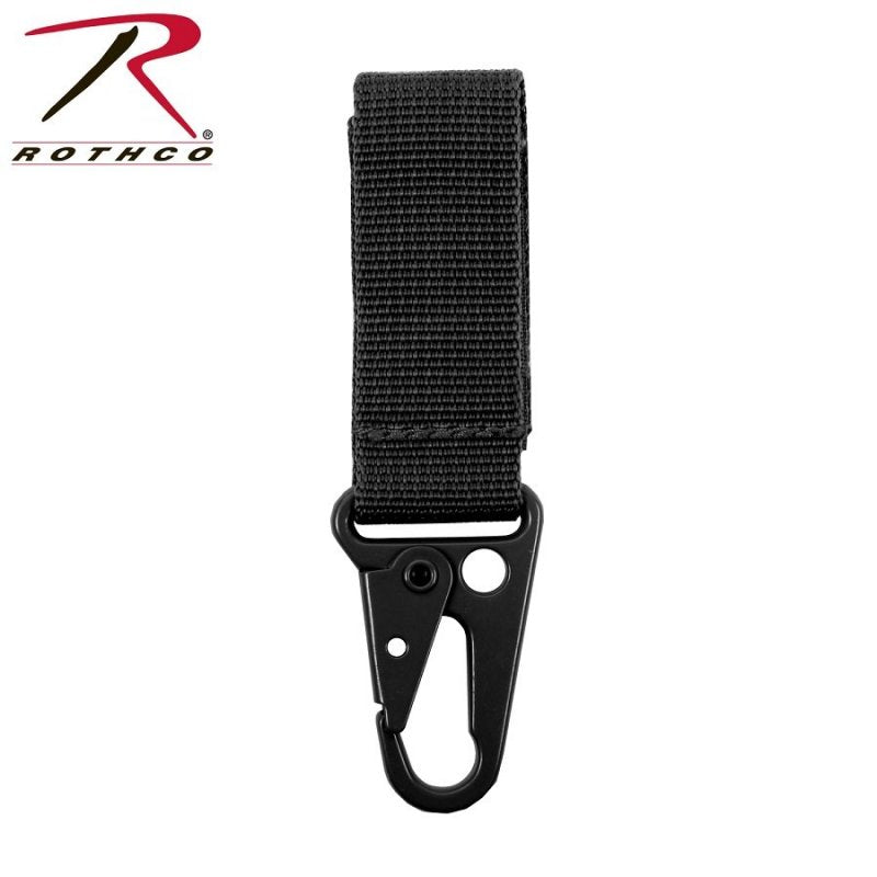 ROTHCO TACTICAL KEY CLIP - BLACK - Hock Gift Shop | Army Online Store in Singapore