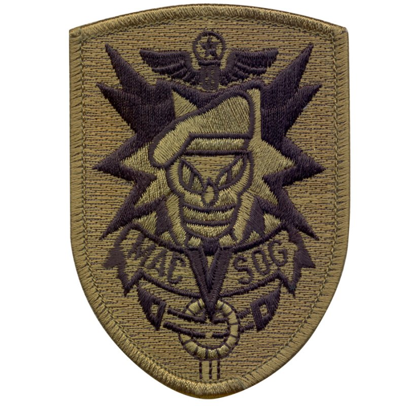ROTHCO MAC VIET-SOG PATCH - SUBDUED - Hock Gift Shop | Army Online Store in Singapore