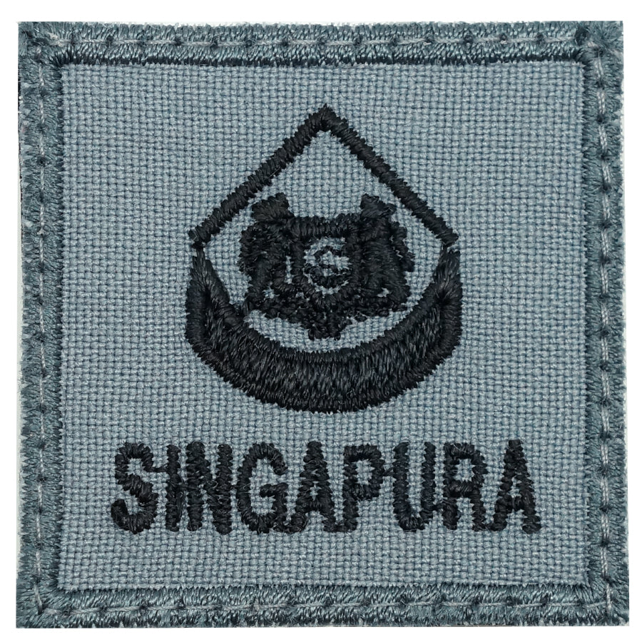 MINI RSAF/RSN RANK PATCH - 3WO