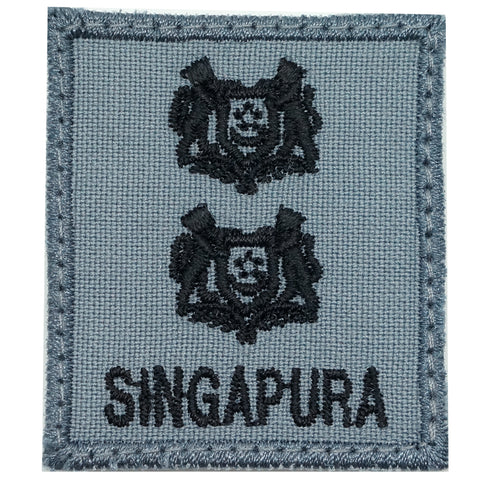 MINI RSAF/RSN RANK PATCH - LTC