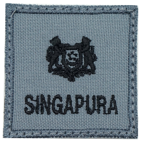 MINI RSAF/RSN RANK PATCH - MAJ