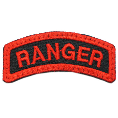 RANGER TAB - BLACK RED