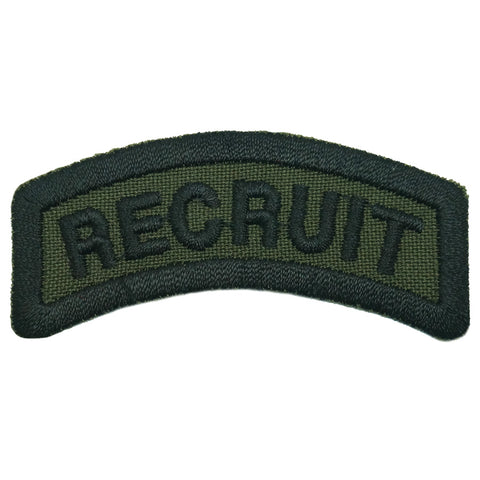 RECRUIT TAB - OD GREEN