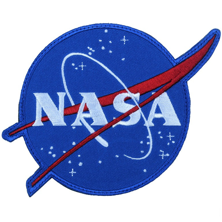 ROTHCO NASA MEATBALL LOGO PATCH