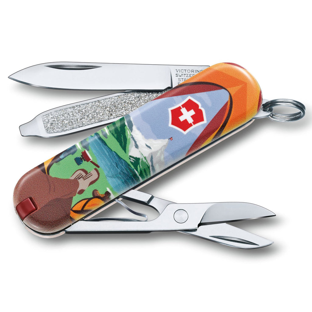 VICTORINOX CLASSIC LIMITED EDITION 2018 - CALL OF NATURE