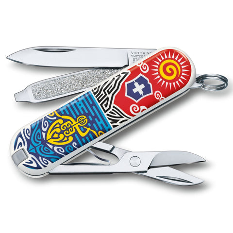 VICTORINOX CLASSIC LIMITED EDITION 2018 - NEW ZEALAND