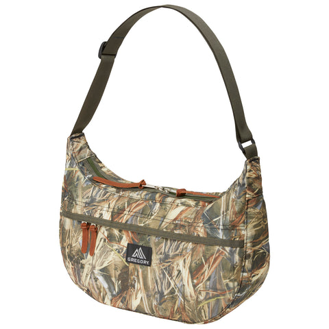 GREGORY SATCHEL - M - DRT CAMO