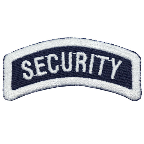 SECURITY TAB - NAVY BLUE