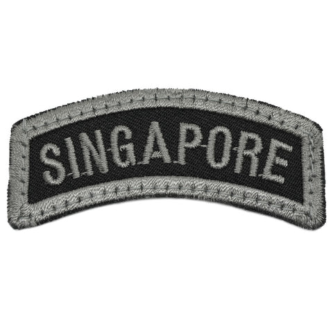 SINGAPORE TAB 2017 - BLACK FOLIAGE