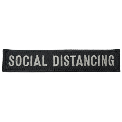 SOCIAL DISTANCING - BLACK FOLIAGE