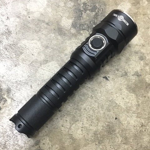 SOLARFORCE M7 FLASHLIGHT - 620 LUMENS