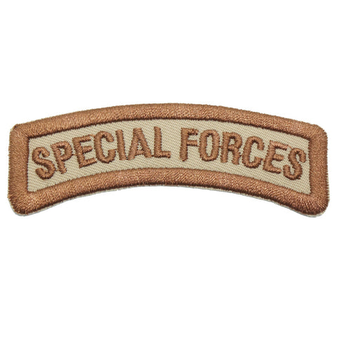 SAF SPECIAL FORCES TAB, OLD - KHAKI - Hock Gift Shop | Army Online Store in Singapore