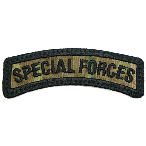 SAF SPECIAL FORCES TAB, OLD - MULTICAM