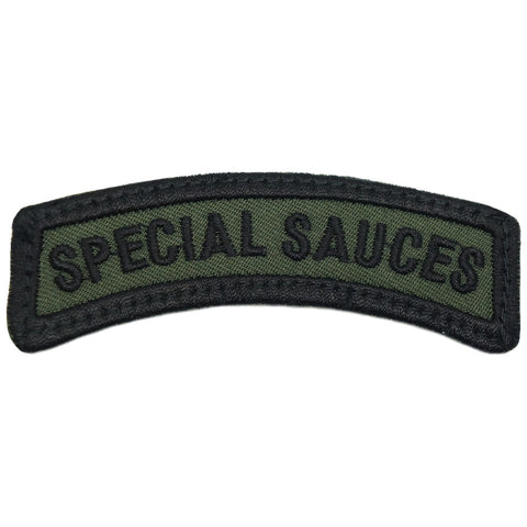 SPECIAL SAUCES TAB - OD GREEN
