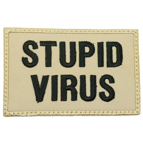 STUPID VIRUS PATCH - KHAKI