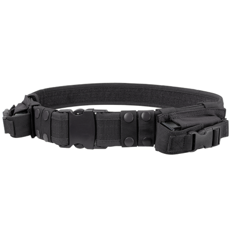CONDOR TACTICAL BELT - BLACK