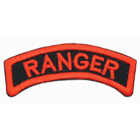 THAILAND RANGER TAB - BLACK RED