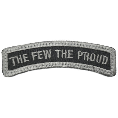 THE FEW THE PROUD TAB - BLACK FOLIAGE