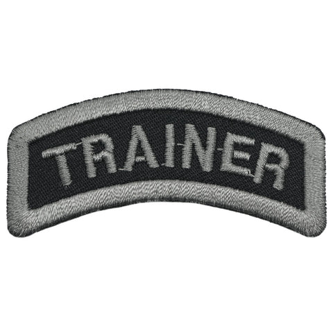 TRAINER TAB - BLACK FOLIAGE