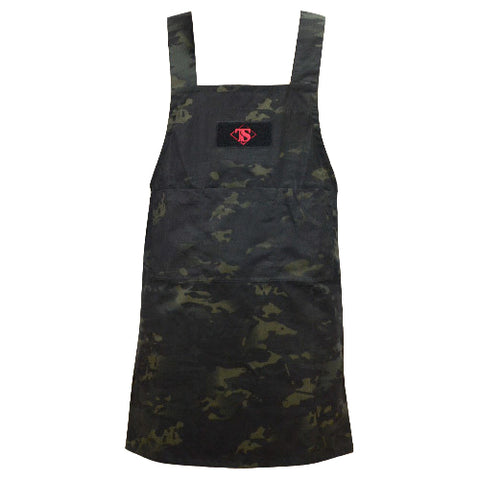 TRU-SPEC TACTICAL APRON - MULTICAM BLACK