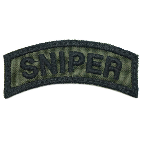 US SNIPER TAB - OD GREEN