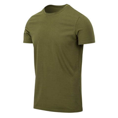 HELIKON-TEX T-SHIRT (SLIM) - U.S GREEN