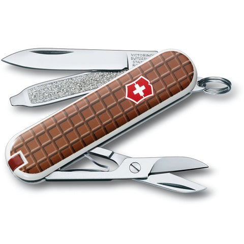 VICTORINOX CLASSIC SD - CHOCOLATE