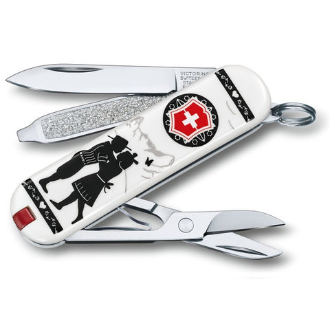 VICTORINOX CLASSIC LIMITED EDITION 2018 - ALPS LOVE