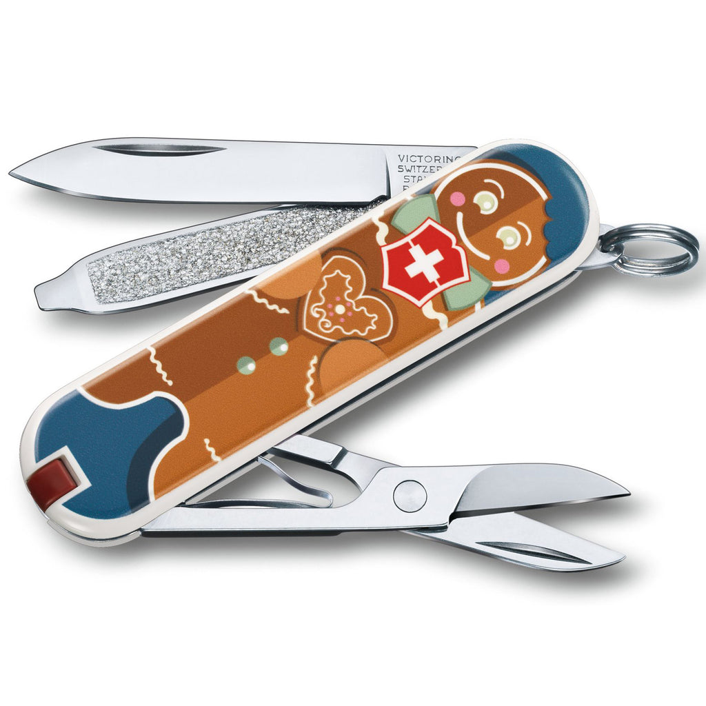 VICTORINOX CLASSIC LIMITED EDITION 2019 - GINGERBREAD LOVE