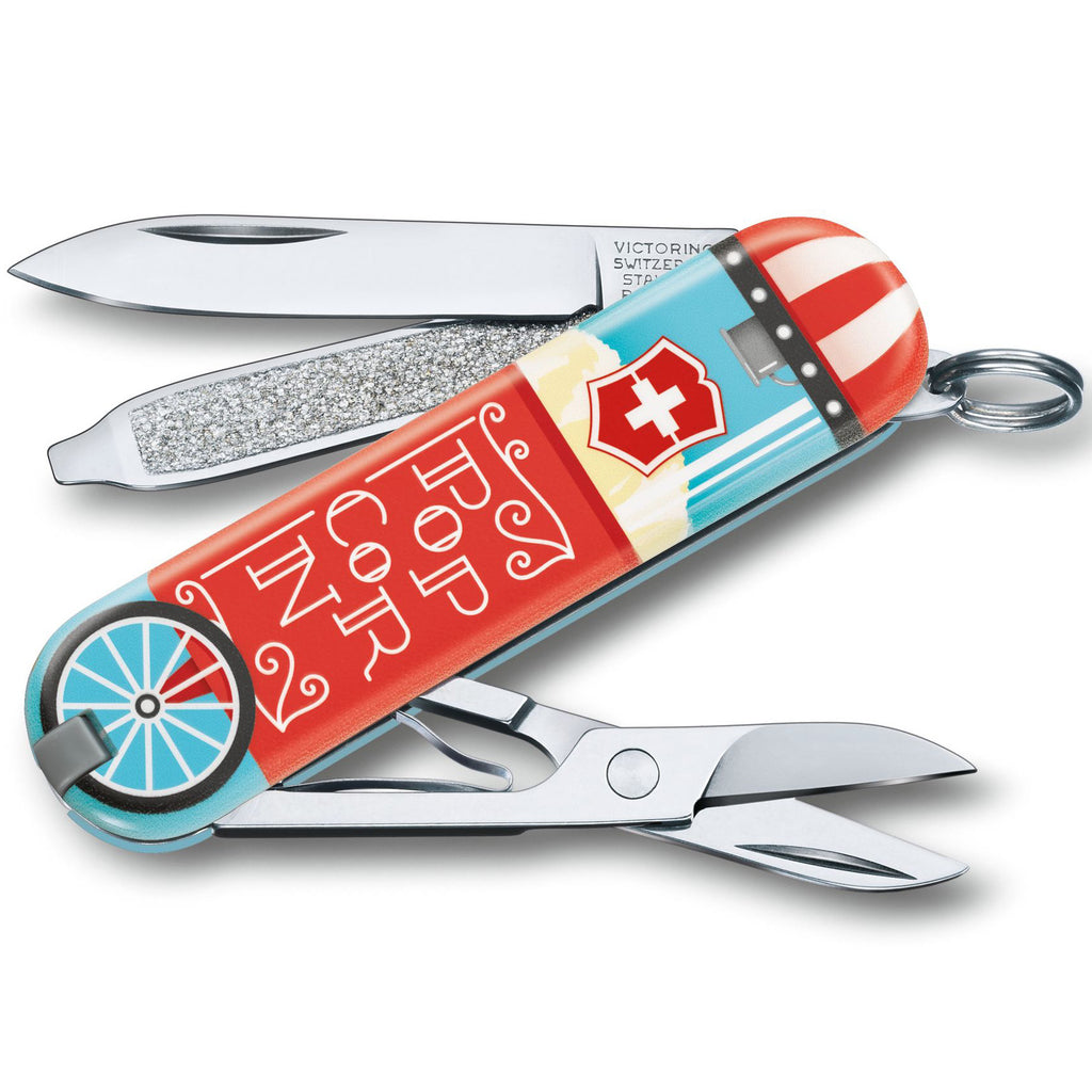 VICTORINOX CLASSIC LIMITED EDITION 2019 - LET IT POP!