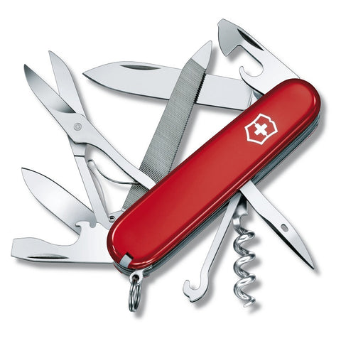 VICTORINOX MOUNTAINEER - RED