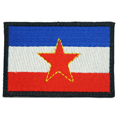 YUGOSLAVIA FLAG - LARGE