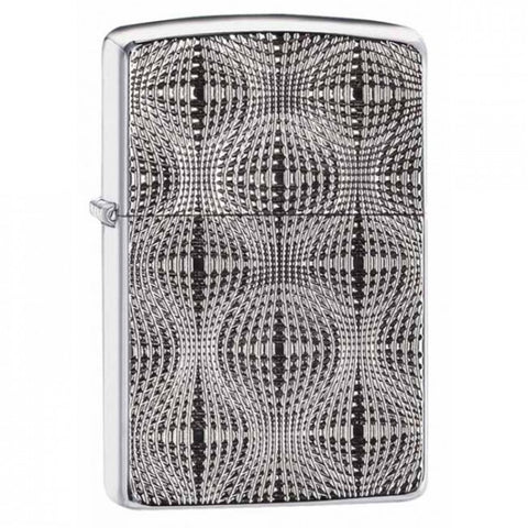 ZIPPO ARMOR GLOBES HIGH POLISHED CHROME