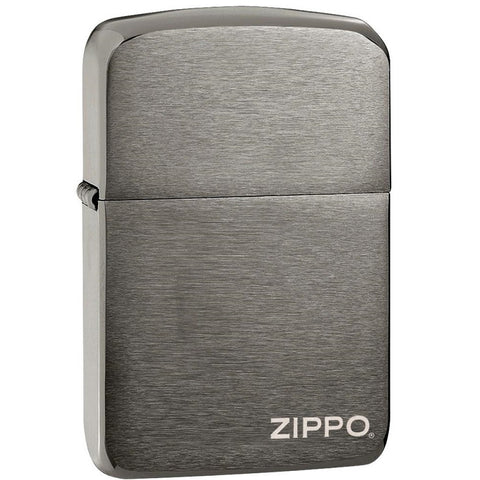ZIPPO 1941 REPLICA BLACK ICE - Hock Gift Shop | Army Online Store in Singapore