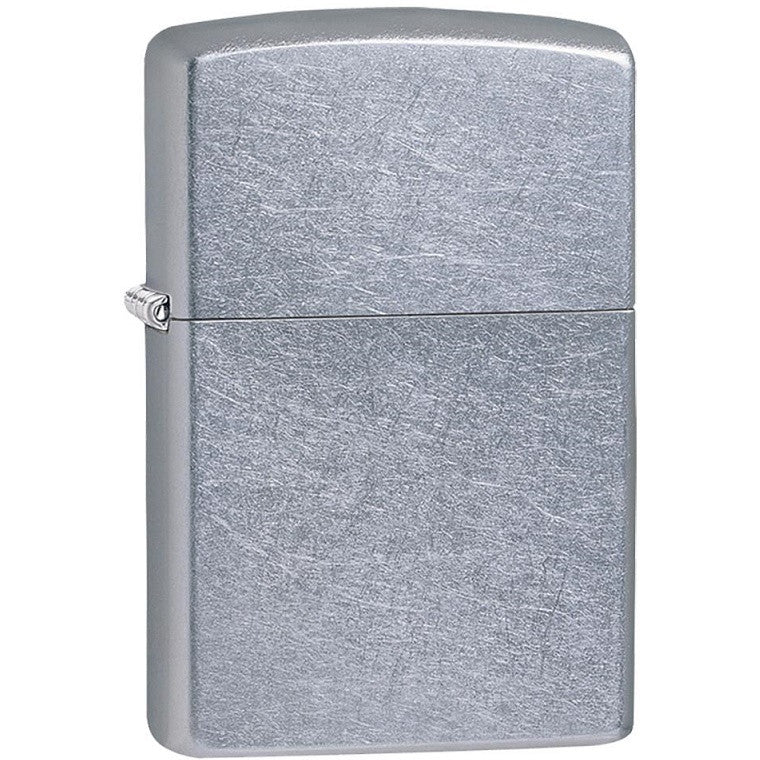 ZIPPO STREET CHROME - Hock Gift Shop   Army Online Store in Singapore