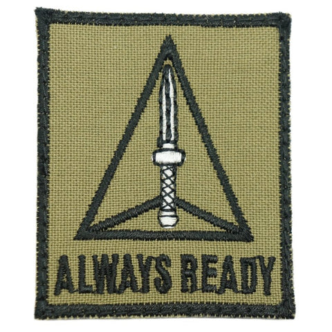 ADF PATCH 2017 - OLIVE GREEN - Hock Gift Shop | Army Online Store in Singapore