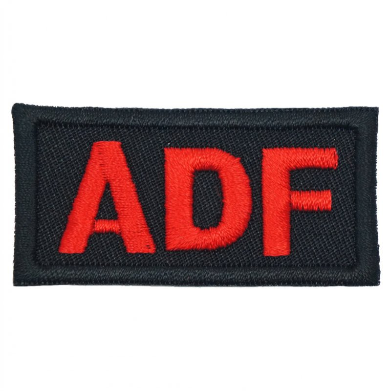 ADF UNIT TAG - BLACK - Hock Gift Shop | Army Online Store in Singapore