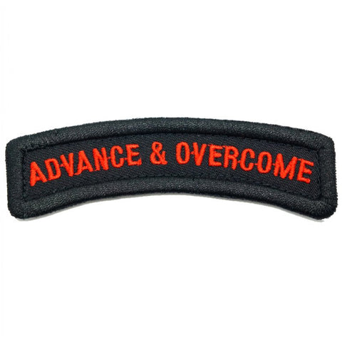 ADVANCE & OVERCOME TAB - BLACK - Hock Gift Shop | Army Online Store in Singapore