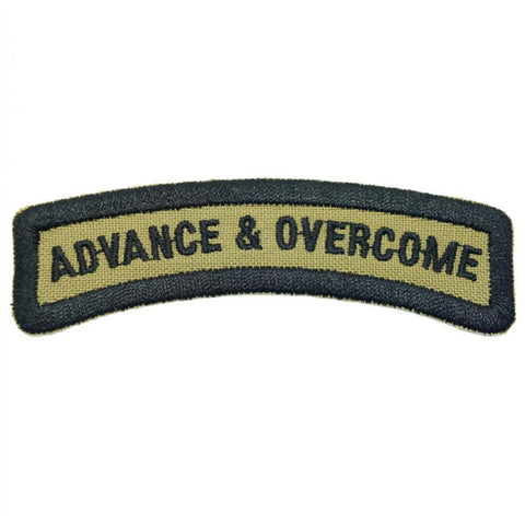 ADVANCE & OVERCOME TAB - OLIVE GREEN - Hock Gift Shop | Army Online Store in Singapore