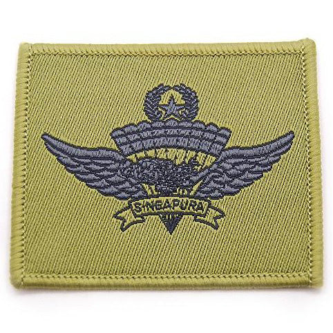 SAF #4 BADGE - ADVANCED FREEFALL - Hock Gift Shop | Army Online Store in Singapore