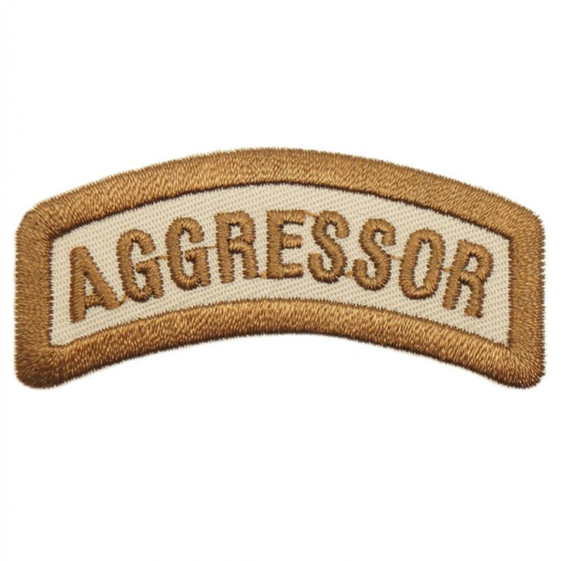 AGGRESSOR TAB - KHAKI - Hock Gift Shop | Army Online Store in Singapore