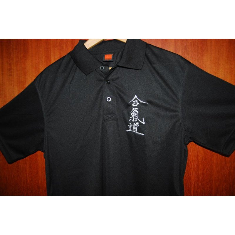 HGS POLO T-SHIRT - AIKIDO - Hock Gift Shop | Army Online Store in Singapore